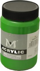 500 ml Magi Künstler Acrylfarbe Green Light 420